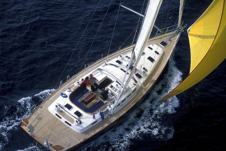 Fully Equipped Sailing Yacht For You