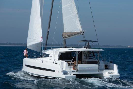 Catamaran boat rental in , Spain