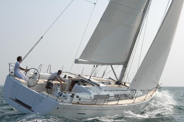 Best of Mallorca with this Dufour 450 Sailing Boat
