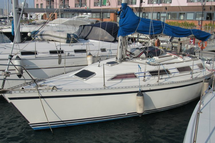 Boat for rent Gib Sea 35.0 feet in Genova, Italy
