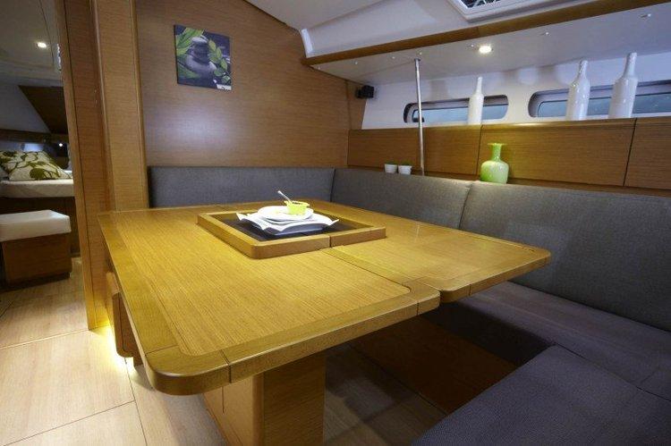 Boat for rent JEANNEAU 44.0 feet in ibiza, Spain