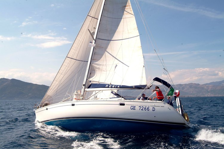Jeanneau boat for rent in Andora