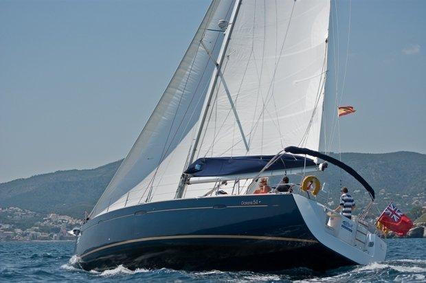 Stunning Sailing Yacht in Mallorca!