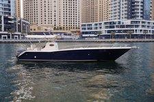 Private Fishing and Cruising Boat in Dubai Marina