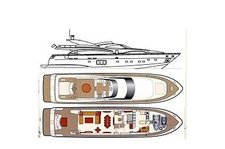 thumbnail-6 ASTONDOA 102 102.0 feet, boat for rent in ibiza, ES
