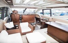 thumbnail-8 Azimut 68.0 feet, boat for rent in Hollywood, FL