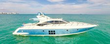 thumbnail-3 Azimut 68.0 feet, boat for rent in Hollywood, FL
