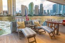 thumbnail-5 Broward 103.0 feet, boat for rent in Miami Beach, FL