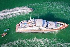 thumbnail-4 Broward 103.0 feet, boat for rent in Miami Beach, FL