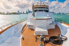 thumbnail-3 Broward 103.0 feet, boat for rent in Miami Beach, FL
