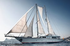 Experience this Luxury  Sailing Yacht in Ibiza!