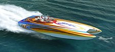 Luxury Yacht Rentals Miami. Skater. Rated X. Speed Boat Miami.