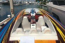 thumbnail-7 Skater 46.0 feet, boat for rent in Miami, FL