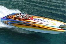 thumbnail-3 Skater 46.0 feet, boat for rent in Miami, FL