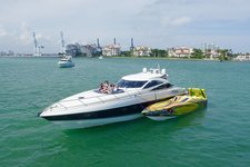 thumbnail-1 Sunseeker 70.0 feet, boat for rent in Miami Beach, FL