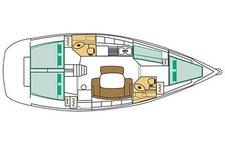 thumbnail-3 Cyclades 43.6 feet, boat for rent in Palma de Mallorca, ES