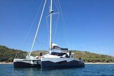 Rent this Spectacular Catamaran in Ibiza!