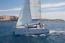 Charter this amazing catamaran for a ride you will never forget !