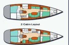 thumbnail-4 Oceanis 41.8 feet, boat for rent in , ES
