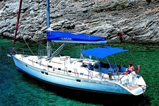 thumbnail-3 Oceanis 45.0 feet, boat for rent in Palma de Mallorca, ES