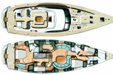 thumbnail-7 Oyster 65.0 feet, boat for rent in Palma de Mallorca,