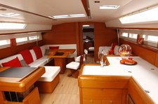 thumbnail-2 Sun Odyssey 49.0 feet, boat for rent in Palma de Mallorca,