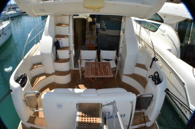 39.0 feet Azimut / Benetti Yachts in great shape