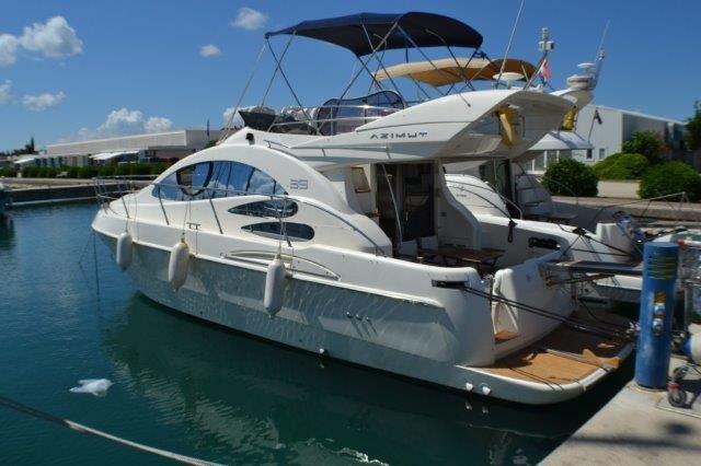 Boat rental in Zadar region,