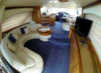 thumbnail-15 Azimut / Benetti Yachts 56.0 feet, boat for rent in Šibenik region, HR