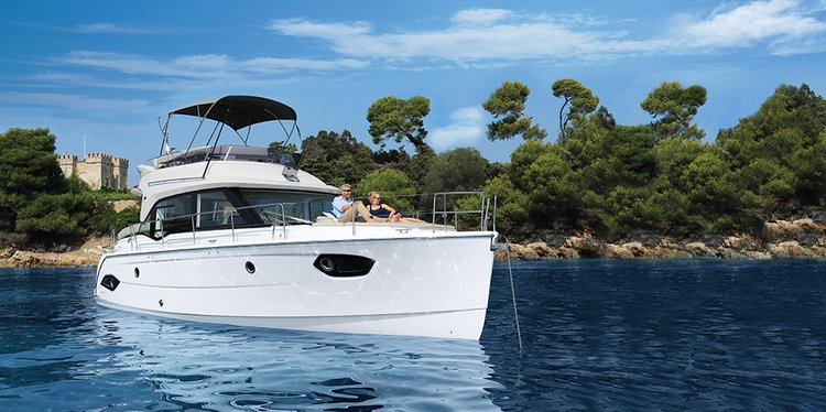 Beautiful Bavaria Yachtbau ideal for cruising and fun in the su
