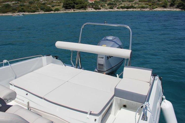 Bénéteau's 21.0 feet in Split region