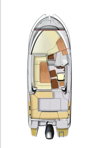 Boat for rent Bénéteau 23.0 feet in Marina Trogir – ACI,