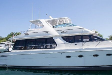 Charter 59' Carver 570 Luxury Motor Yacht