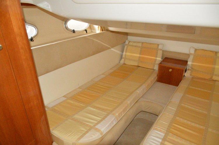 Discover Šibenik region surroundings on this Cranchi Atlantique 40 Cranchi boat