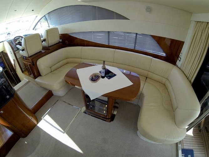 Motor yacht boat for rent in Šibenik region