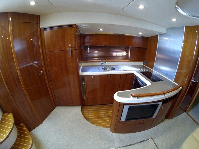 Boat for rent Fairline Boats 53.0 feet in Marina Mandalina, Sibenik,