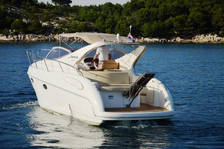 Boat for rent Gobbi 33.0 feet in Marina Tribunj,