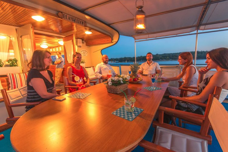 Boat for rent Gustafsson & Anderssons Varvs 98.0 feet in Split region, Croatia