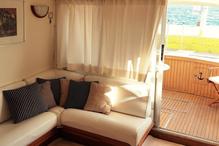 Boat for rent ITALCRAFT 43.0 feet in FLISBOU, Greece