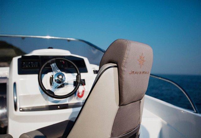 Boat for rent Jeanneau 24.0 feet in Marina Trogir – ACI, Croatia