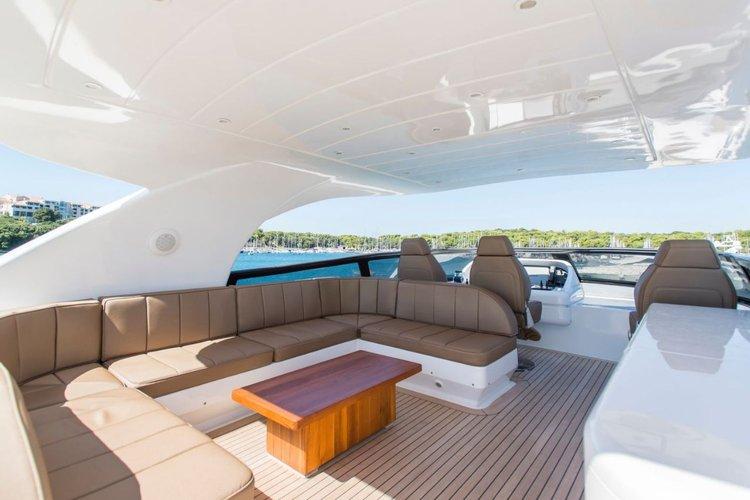 Boat for rent Maiora - Fipa Group 75.0 feet in Marina Kastela, Kastela,