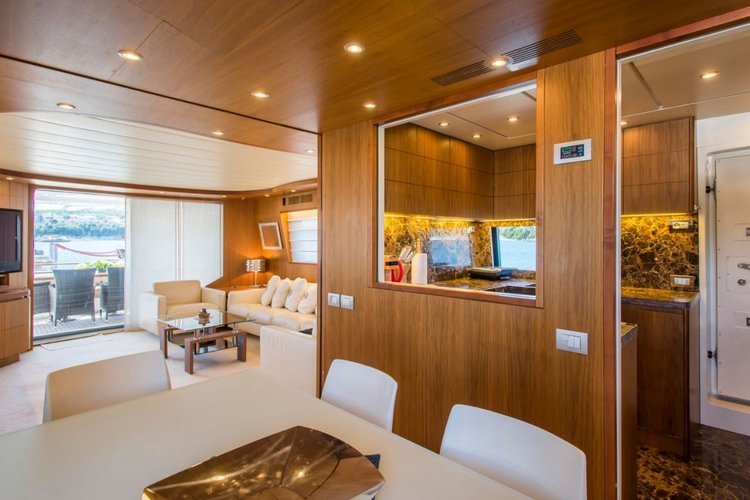 Boat for rent Maiora - Fipa Group 75.0 feet in Marina Kastela, Kastela, Croatia