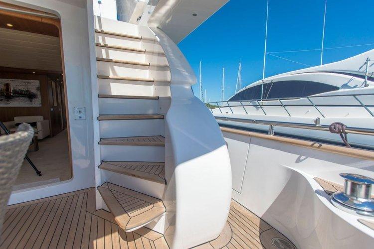 Motor yacht boat rental in Marina Kastela, Kastela, Croatia