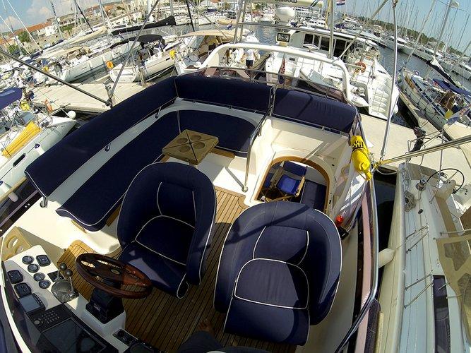 Boat for rent Nord West 39.0 feet in Marina Mandalina, Sibenik,