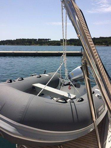 Boat for rent Overblue 44.0 feet in Marina Mandalina, Sibenik, Croatia