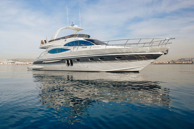 Boat for rent PR Germany 62.0 feet in Athens - Marina Alimos (Kalamaki),