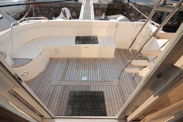 Classic boat rental in Kefalonia, Greece