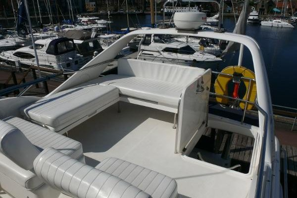 Boat for rent Princess 36.0 feet in Kefalonia, Greece