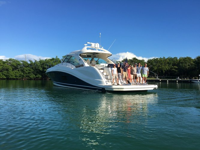 Sea Ray boat for rent in Key Biscayne