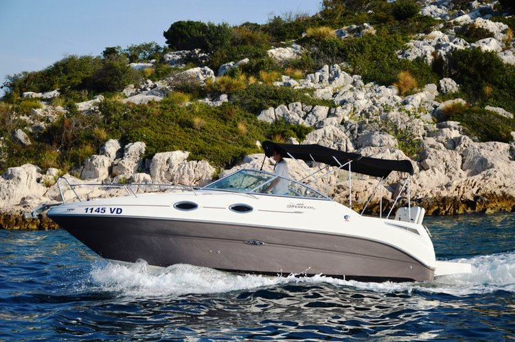Take this Sea Ray Boats Sea Ray 255 Sundancer for a spin !